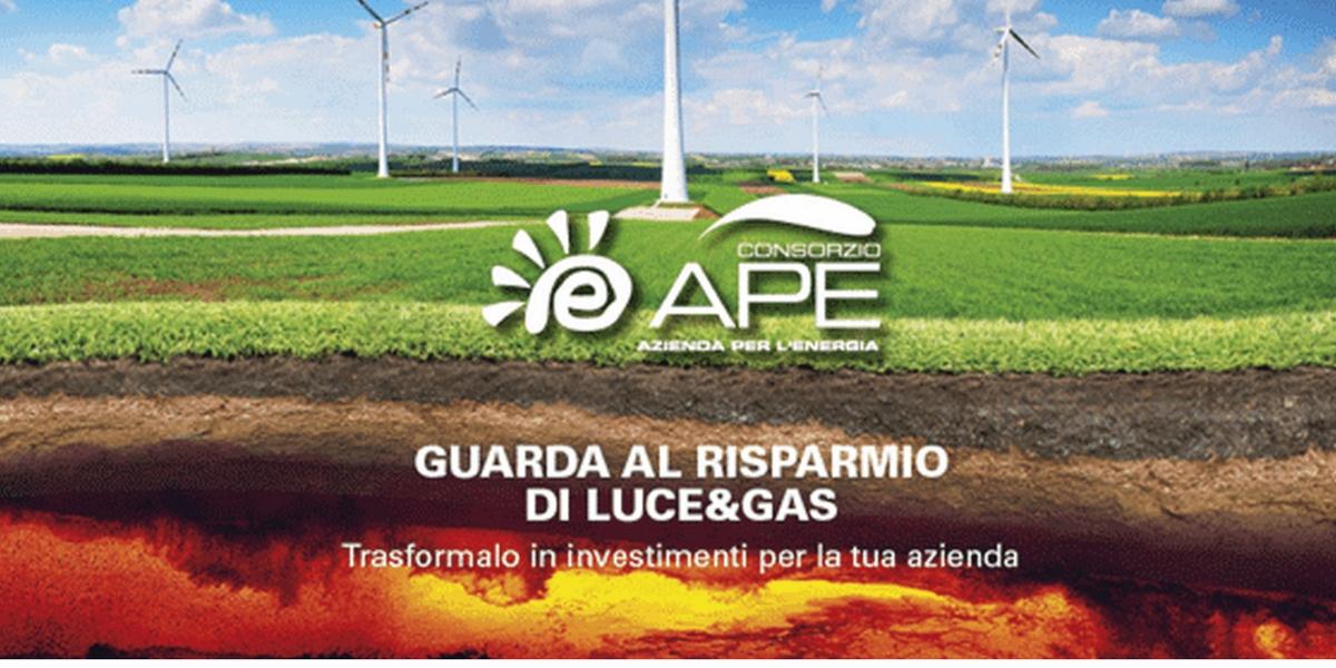 consorzio ape: gruppo di acquisto energia elettrica e gas